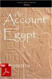 Cover of An Account of Egypt