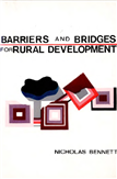 barriers and bridges  for rural development